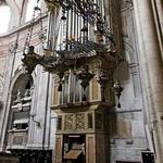Orgão na Sé de Lisboa