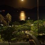Luar sobre a Guanabara