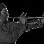 O trompetista.