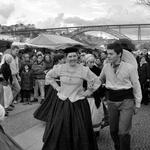 Danças populares...