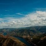 O Douro lá ao fundo___