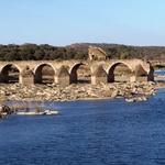 Ruinas de ponte da Ajuda/Olivença