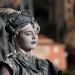 Mulher Estátua