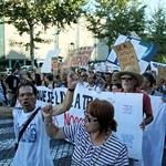 Manifestação 15-09-2011, Porto