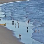 Caminhos da beira mar