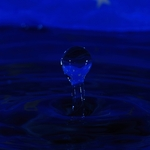 Photography with water--stars--