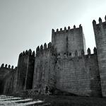 Castelo medieval Guimarães