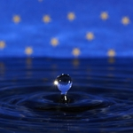 Photography with water_estrelas.