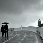 Na chuva com amor
