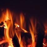 A dança do fogo