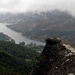 Gerês - Com chuva e nevoeiro