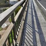 Pelas linhas da ponte