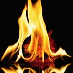 Ensaios com fogo