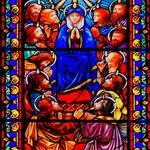 Vitral Igreja Matriz Chaves