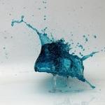 A plástica da agua