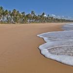 lamber a praia