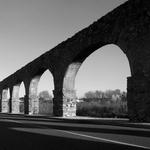 Aqueduto da Granja do Marquês.