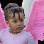 Olhar angelical