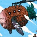 O ananás voador e as crianças