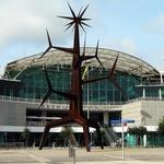 O centro e a escultura
