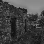 Casario da aldeia.