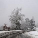 Em dia de neve