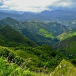 Montes e vales Asturianos