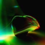 A Maçã - cor e luz