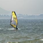 Vento na Lagoa da Conceição