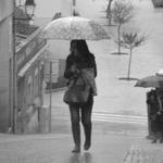 Á chuva