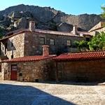 Casas de granito... em Sortelha