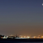 Moon over Rio