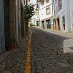 Rua em Castelo de Vide_