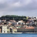 Lisboa vista do rio