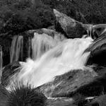 Pequenas cascatas