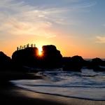 PDS na Praia de Santa Cruz