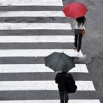 Em dia de chuva