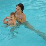 Aprendendo a nadar