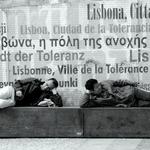 Tolerância na partilha...