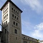 Andorra -  Église Sant Pere Màrtir