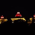 Palácio de Monserrate à noite