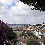 Amanhecer Nublado em Óbidos!