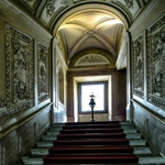 Palácio da Ajuda (escadaria)