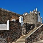 Monsaraz - Acesso à Vila