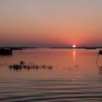 Um nascer do sol