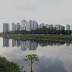 Tiete River - São Paulo - Brazil