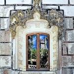 Reflexo da torre da Regaleira