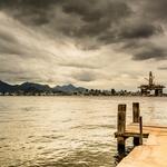 Gray days in Rio