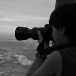 Um fotógrafo de palmo e meio