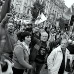 Protestos na invicta___